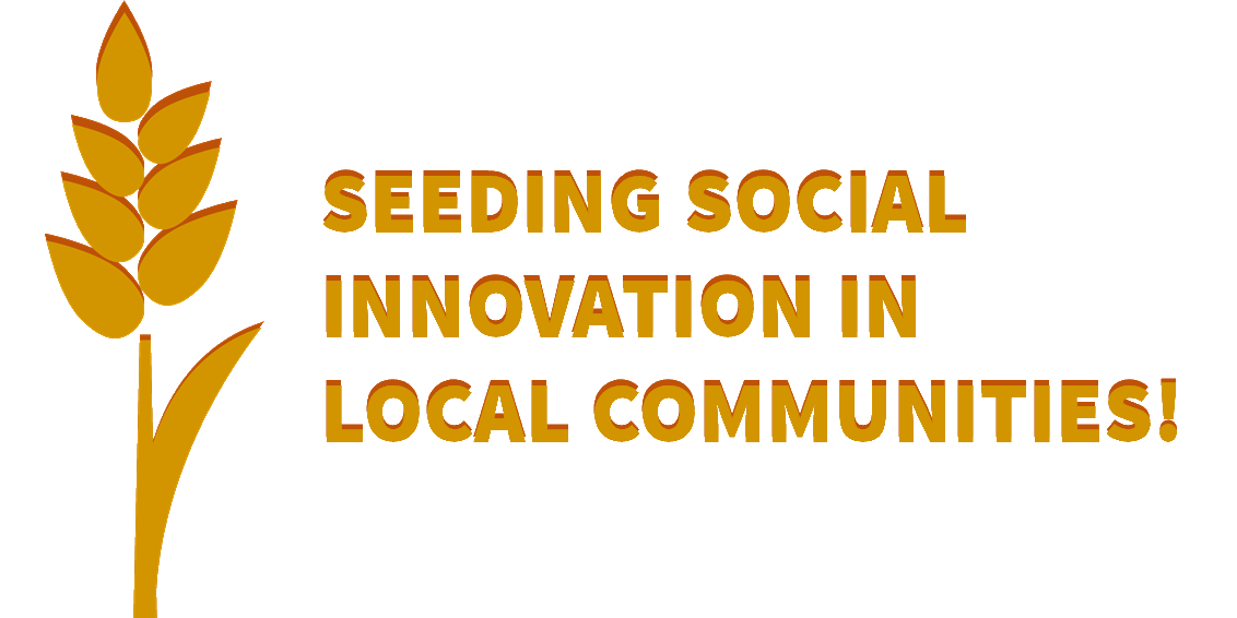 Seeding Social Innovation in Local Communities!